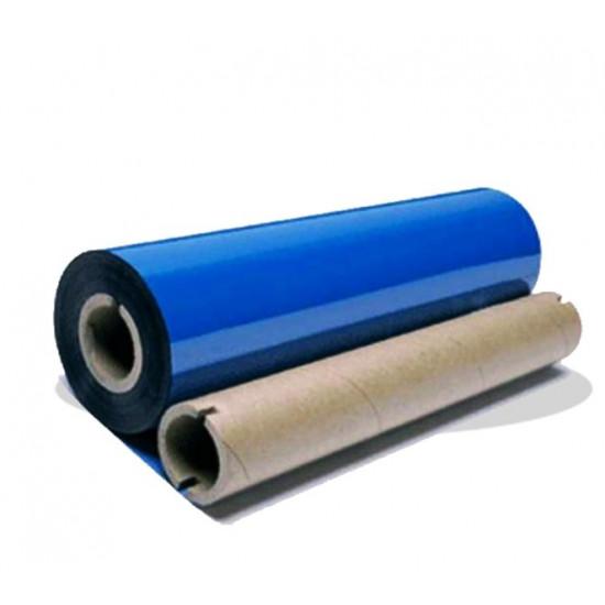 "110x74 Mtrs 1/2"" core Wax Resin Thermal Transfer Barcode Ribbon"