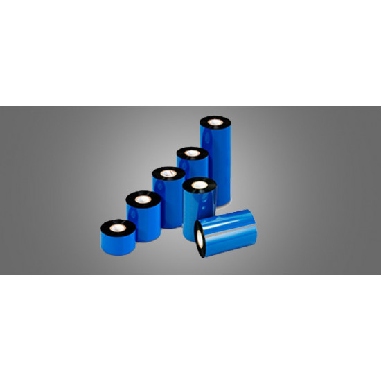85x300 Mtrs Resin Thermal Transfer Barcode Ribbon