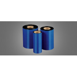 110x300 Mtrs Wax Resin Thermal Transfer Barcode Ribbon